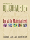 Fundamentals of Biochemistry: Life at the Molecular Level, 3rd Edition (EHEP000163) cover image