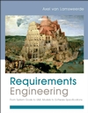 Requirements Engineering: From System Goals to UML Models to Software Specifications (EHEP000863) cover image