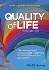 Quality of Life - The assessment, analysis and reporting of patient-reported outcomes 3rd Edition (EHEP003563) cover image