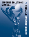 Student Solutions Manual to accompany Physics 9e (0470879564) cover image