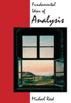 Fundamental Ideas of Analysis (0471159964) cover image