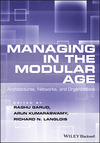Managing in the Modular Age: Architectures, Networks, and Organizations (0631233164) cover image