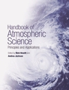 Handbook of Atmospheric Science: Principles and Applications (0632052864) cover image