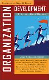 Organization Development: A Jossey-Bass Reader (0787984264) cover image