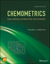 thumbnail image: Chemometrics Data Driven Extraction for Science 2nd Edition