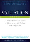 Valuation Course : An Introductory Course to Measuring the Value of Companies  (1118988264) cover image