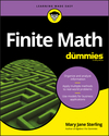 Finite Math For Dummies (1119476364) cover image
