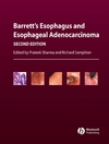 Barrett's Esophagus and Esophageal Adenocarcinoma, 2nd Edition (1405127864) cover image