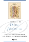A Companion to Digital Humanities (1405168064) cover image