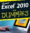 Excel 2010 For Dummies, Inkling Edition (WS100064) cover image
