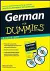 German For Dummies Audio Set (0470222565) cover image