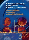 thumbnail image: Chemical Weapons Convention Chemicals Analysis Sample Collection Preparation and Analytical Methods