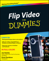 Flip Video For Dummies (0470952865) cover image