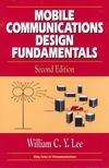 Mobile Communications Design Fundamentals, 2nd Edition (0471574465) cover image