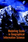 Modelling Scale in Geographical Information Science (0471985465) cover image