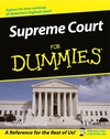 Supreme Court For Dummies (0764508865) cover image