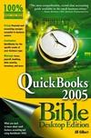 QuickBooks 2005 Bible, Desktop Edition (0764589865) cover image