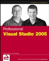 Professional Visual Studio® 2005 (0764598465) cover image