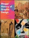 Meggs' History of Graphic Design, 5th Edition (1118017765) cover image