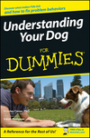 Understanding Your Dog For Dummies (1118052765) cover image
