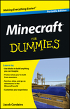 Minecraft For Dummies, Portable Edition (1118537165) cover image