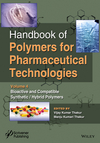 Handbook of Polymers for Pharmaceutical Technologies, Volume 4, Bioactive and Compatible Synthetic/Hybrid Polymers (1119041465) cover image
