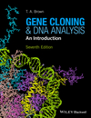 thumbnail image: Gene Cloning and DNA Analysis: An Introduction, 7th Edition