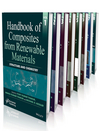 Handbook of Composites from Renewable Materials, Set, Volumes 1 - 8 (1119224365) cover image