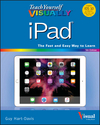 Teach Yourself VISUALLY iPad, 5th Edition (1119362865) cover image