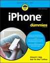 iPhone For Dummies, 13th Edition (1119607965) cover image