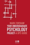 thumbnail image: Your Undergraduate Psychology Project A BPS Guide