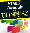 HTML5 Tutorials For Dummies, Inkling Edition (WS100065) cover image