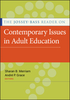 The Jossey-Bass Reader on Contemporary Issues in Adult Education (0470873566) cover image