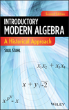 thumbnail image: Introductory Modern Algebra: A Historical Approach, 2nd Edition