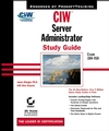 CIW Server Administration Study Guide: Exam 1D0-450 (0782152066) cover image