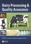 Dairy Processing and Quality Assurance (0813827566) cover image