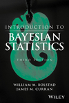 thumbnail image: Introduction to Bayesian Statistics, 3rd Edition