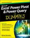 Excel Power Pivot and Power Query For Dummies (1119210666) cover image