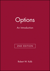 Options: An Introduction, 2nd Edition (1878975366) cover image