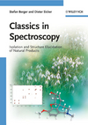 thumbnail image: Classics in Spectroscopy