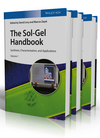 thumbnail image: The Sol-Gel Handbook: Synthesis, Characterization and Applications, 3-Volume Set
