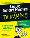 Linux Smart Homes For Dummies (0470085967) cover image