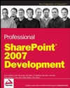 Professional SharePoint® 2007 Development (0470117567) cover image