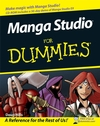 Manga Studio For Dummies (0470129867) cover image