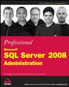 Professional Microsoft SQL Server 2008 Administration (0470247967) cover image