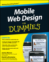 Mobile Web Design For Dummies (0470560967) cover image