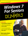 Windows 7 For Seniors For Dummies (0470564067) cover image