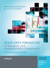 thumbnail image: Mass Spectrometry of Inorganic and Organometallic Compounds Tools - Techniques - Tips