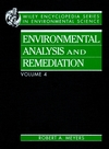 Encyclopedia of Environmental Analysis and Remediation, Volume 4 (0471166367) cover image