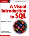 A Visual Introduction to SQL, 2nd Edition (0471412767) cover image